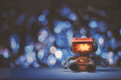 Night Falls on the Lonely Robot