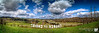 A friend of mine thought he had messed up the settings on his DSLR.  So I checked the settings and shot a 3 exposure 10 position HDR panorama.  The clouds after yesterday's storm made for a dramatic sky overlooking the Spring Valley area of Gallipolis.