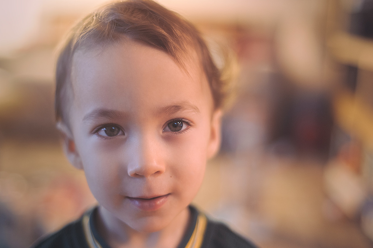 Little Man toddler child portrait photograph