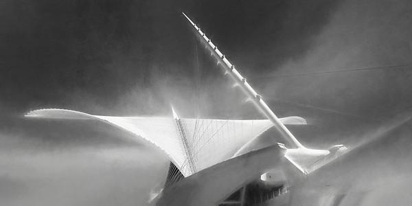 Milwaukee Art Museum September