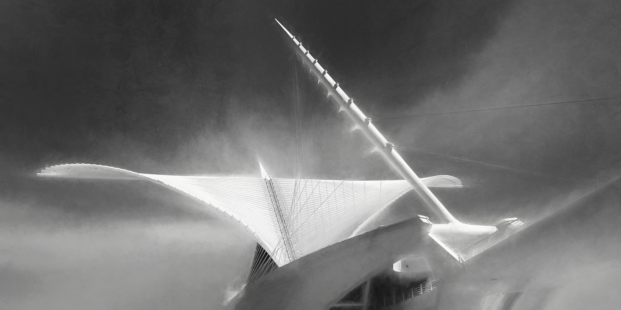 Milwaukee Art Museum - September
