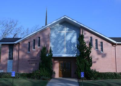 22/365 - 3/22/365 First United Methdist Church, Sweeny, TX