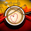 white chocolate passion fondue anyone?  for those of you in colorado-the local melting pot's (Louisville and Littleton) are having some amazing specials for valentine's day!  what a great way to spend some time together with someone special!