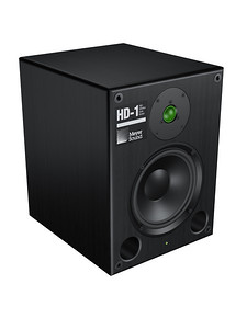 3D Rendering of the HD-1 Studio Reference Monitor