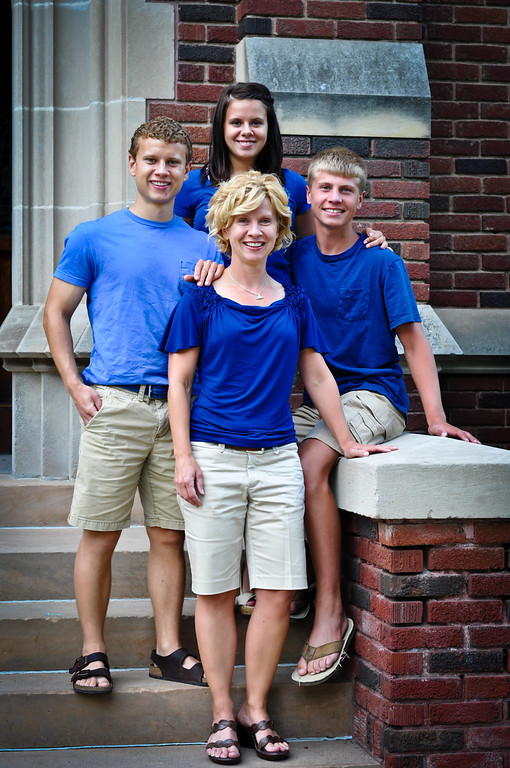 7-27-12, Teiken Family Pictures