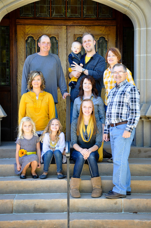 9-15-13, Clemens Bitz Family Pictures