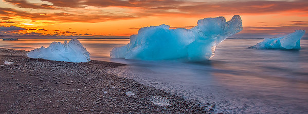 Magical Morning, Jökulsárlón, SE Iceland