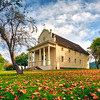 Cataldo Mission is the oldest building in the state of Idaho. It was built in 1850-1853. It sits on 22.9 acres
