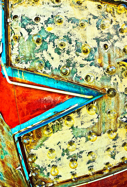 Boneyard Neon Star Tip