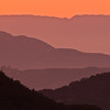 Sunset Over Malibu Hills 4