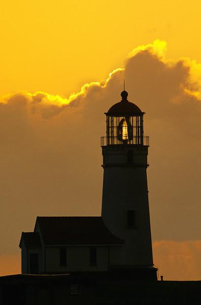 Cape Blanco Lighthouse--Port Oxford
