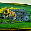 Decaying Barn Near Moscow-Palouse_Jun102013_0208