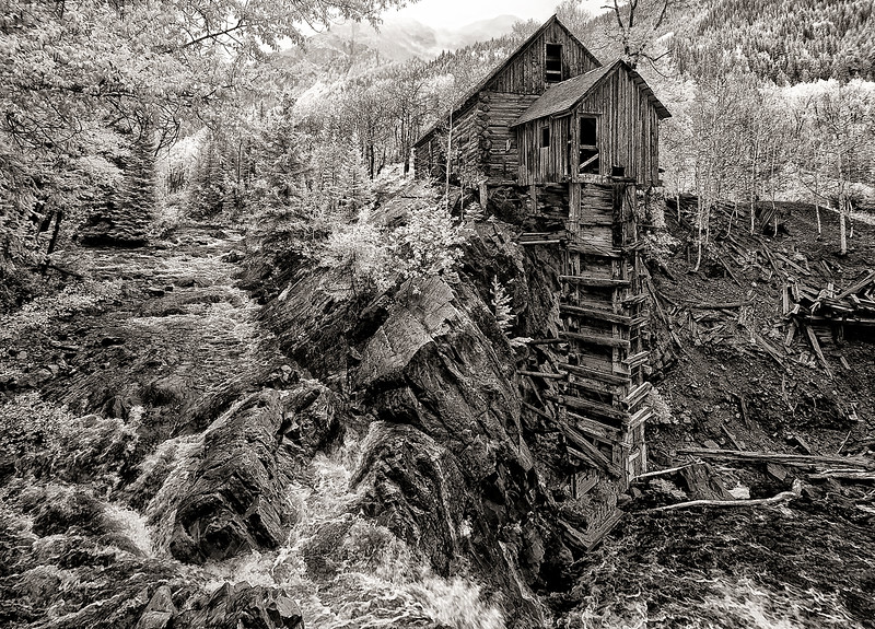 Crystal Mill IR-Reprocessed