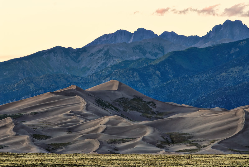 Great Sand Dunes after Sunset (1)