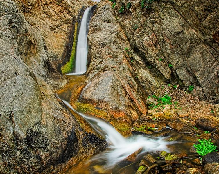 Bixby Cove Waterfall Medium