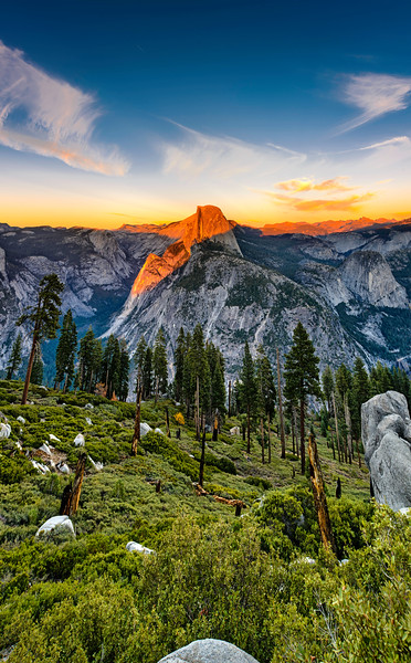 Half_Dome_From_Glacier_Point-Sunset-Oct292014_0252-Pano