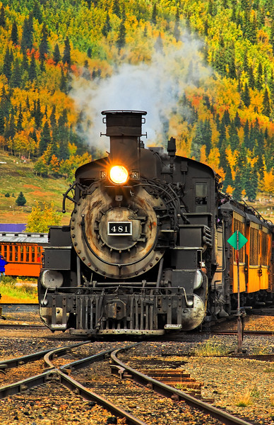 Durango to Silverton narrow gauge