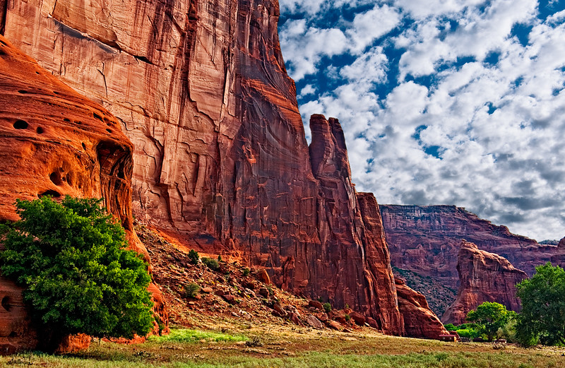 Canyon de Chelly Curtis Point