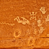 Canyon de Chelly Hand Petroglyphs