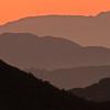 Sunset Over Malibu Hills 3