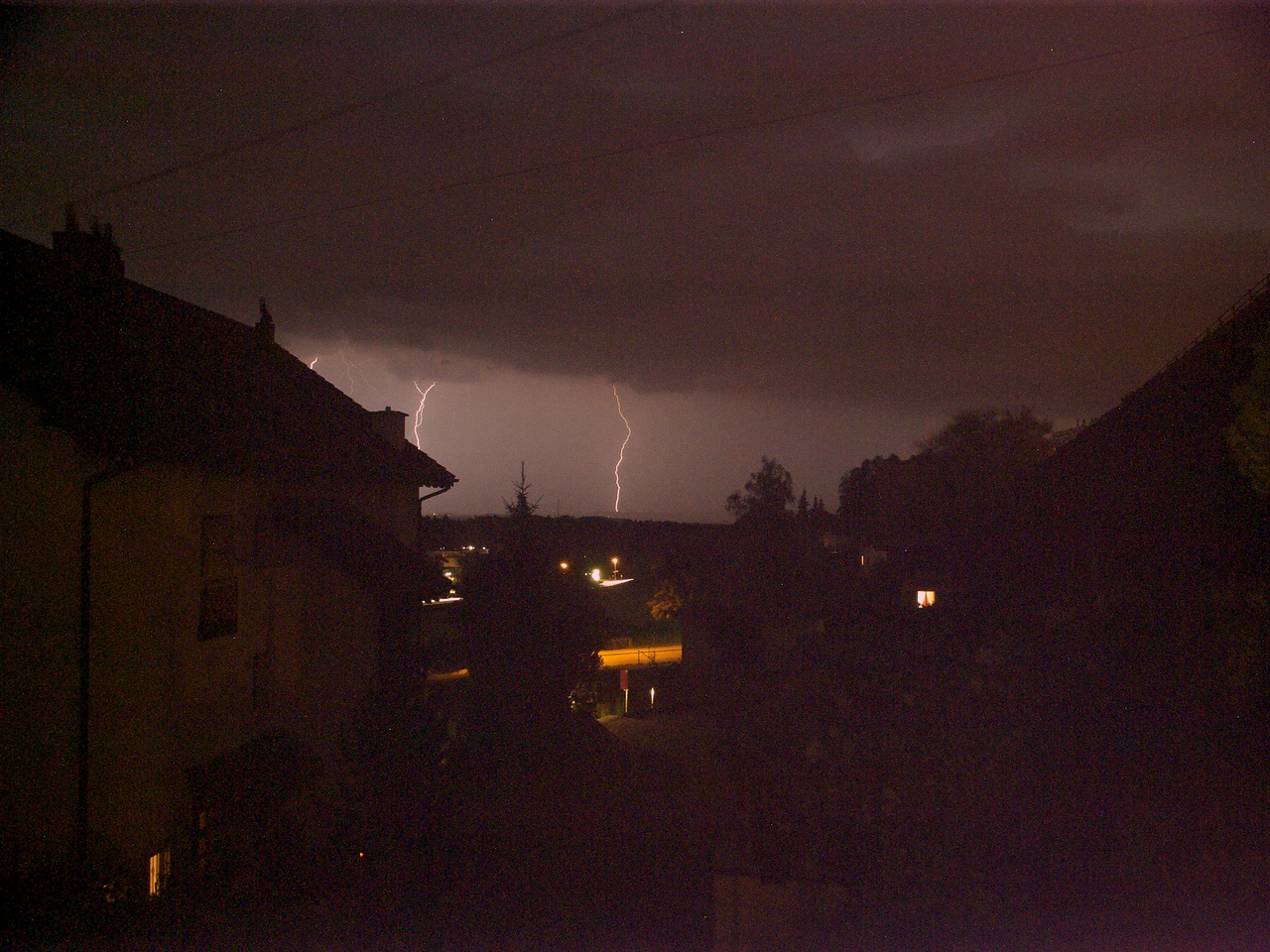 Week 29 who says lightning never strikes twice
