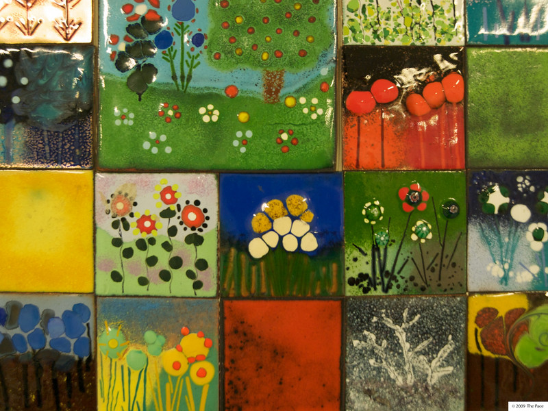 Week 27 2009 - hospital mosaic