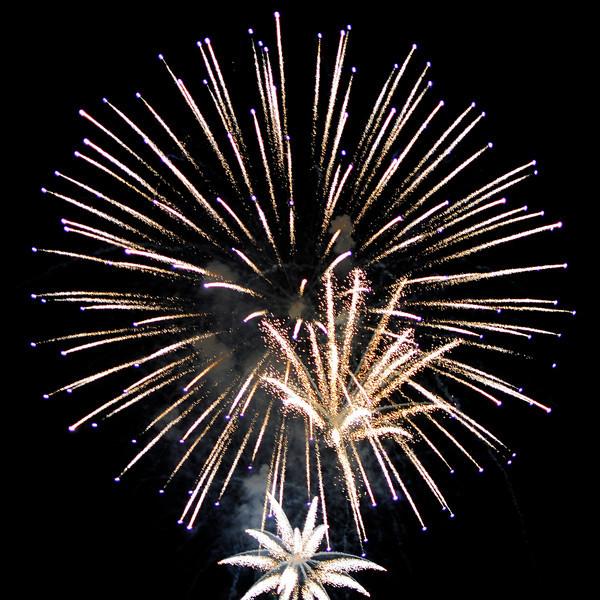 Fireworks - Waitakere Trusts Stadium