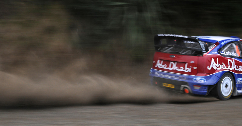 Jari Matti Latvala, 2010 Rally of New Zealand