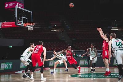 FC Bayern Muenchen Basketball - Zalgiris Kaunas, // Basketball Euroleague