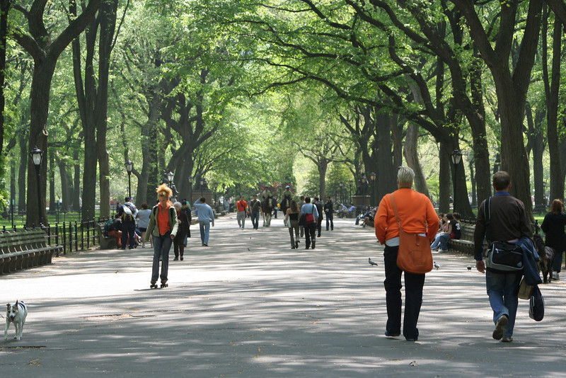 Central Parks Grand Promenade