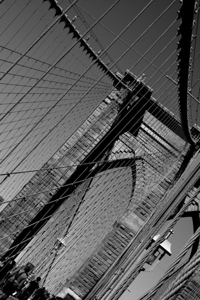 <CENTER>Brooklyn Bridge</CENTER>