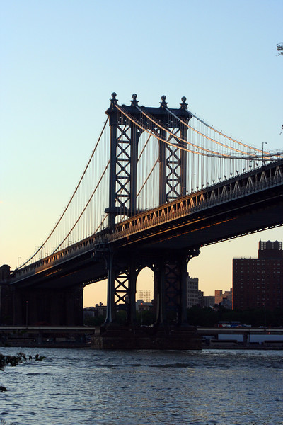 <CENTER>Manhattan Bridge</CENTER>