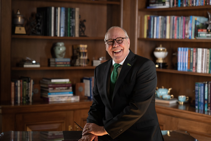 Neal Smatresk UNT president-2