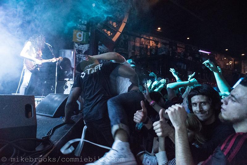 Fall of Troy fans