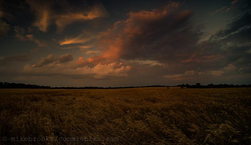 Clouds Wheat-3