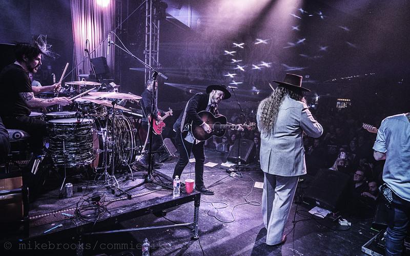 Vandoliers Release Show Granada-7