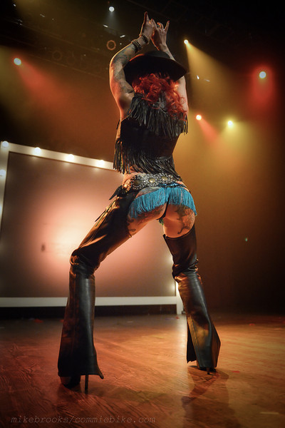 Dallas Burlesque Festival