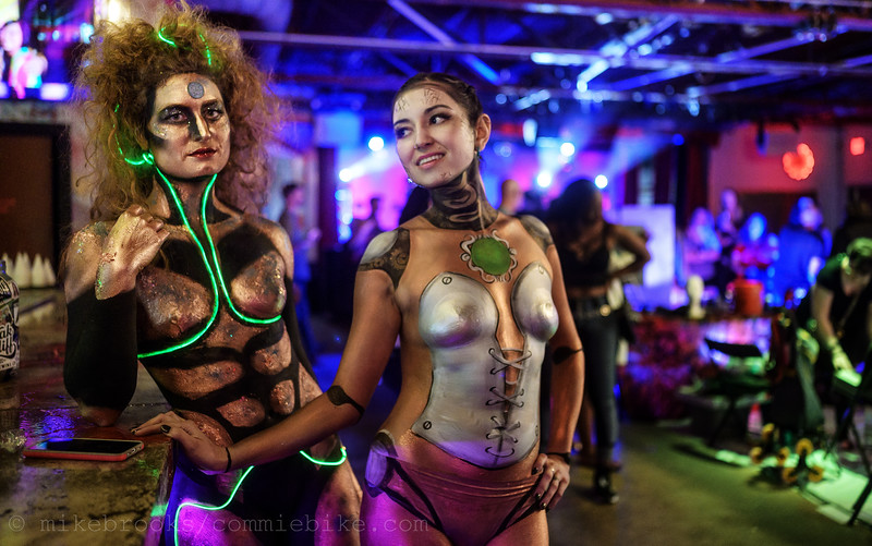 Extreme Body Painting-1