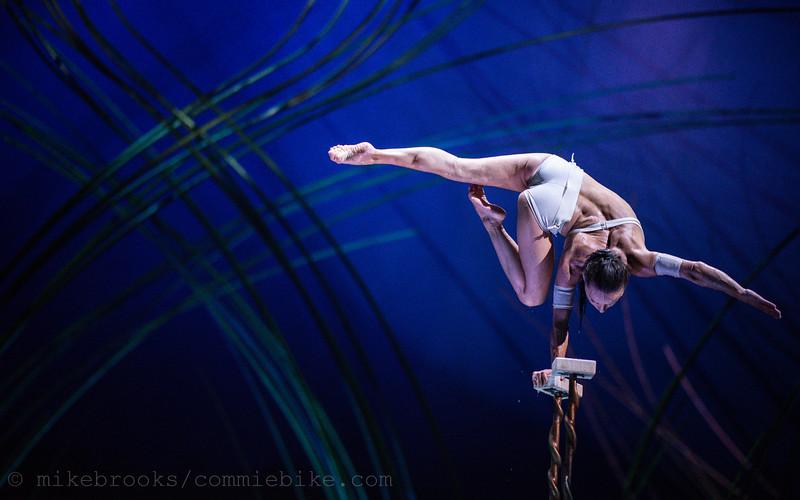 Cirque du Soleil dress rehersal-28
