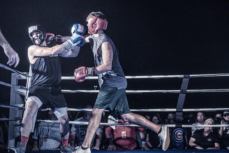 Ticket Fight Night -100