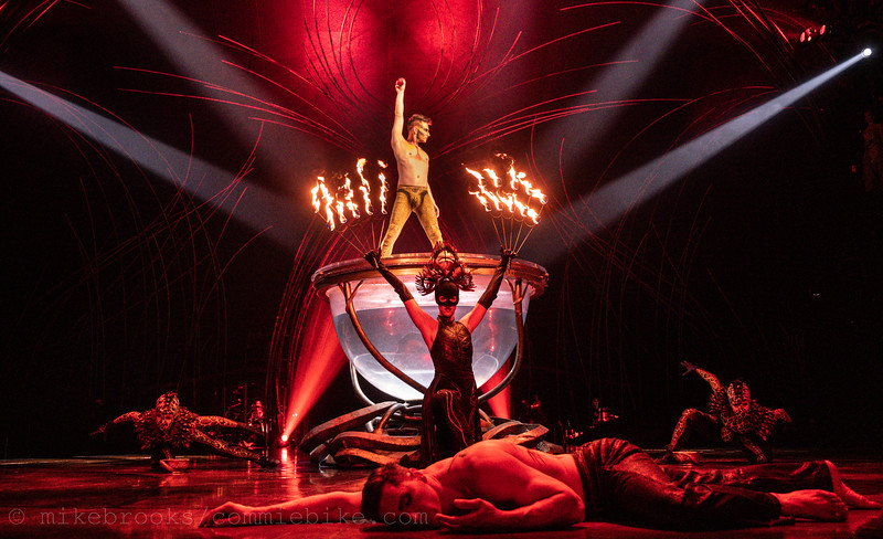 Cirque du Soleil dress rehersal-30
