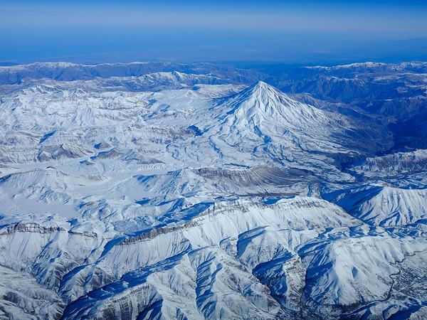 Mount Damavand, Iran