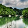 floating vacation homes on lake fontana