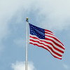 south carolina, north carolina and usa flag
