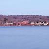 Greenwich Bay Harbor Seaport in east greenwich  Rhode Island