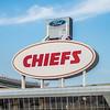 Arrowhead Stadium, home of the Kansas City Chiefs , Kansas City, MO