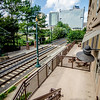 charlotte north carolina light rail transportation moving system