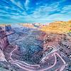 white rim road - Canyonlands National park Utah