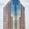 Skyscraper buildings in Charlotte NC