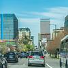 denver city skyline scenes near and around downtown